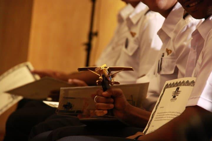 What are the different types of Pilot Licenses?